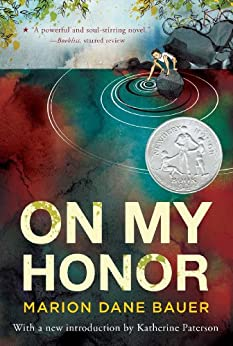 On My Honor by [Bauer, Marion Dane]