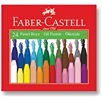 Faber-Castell 5282125324 Pastel Boya, 24 Renk