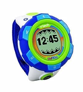 VTech Cooltronic - Reloj para niños, Kidi Tic Tac, color azul (80-126222)