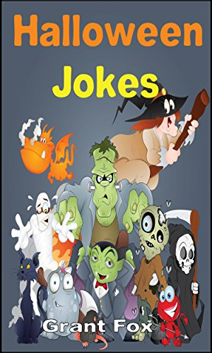 Halloween Jokes (Funny Joke Book For