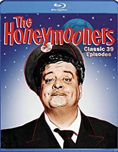 "The Honeymooners: ""Classic 39"" Episodes [Blu-ray] from Paramount"