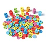 Learning Resources Place Value Disks (LER5215)