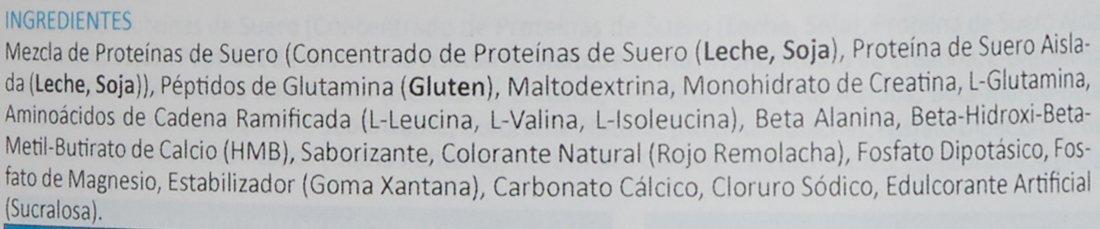 Lamberts All in One Suplemento para Deportistas, Sabor a Fresa - 1450 gr: Amazon.es: Salud y cuidado personal