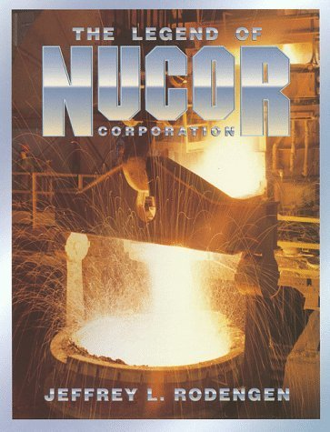 nucor corporation issues Nucor corporation manufactures and sells steel and steel products in the united states and internationally it operates in three segments: steel mills, steel products, and raw materials.