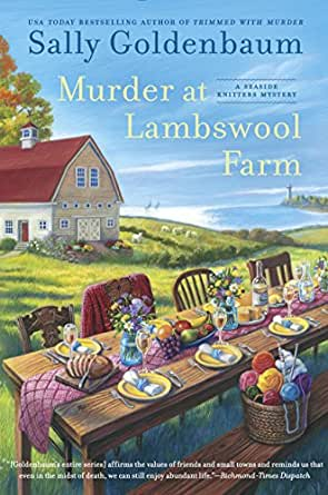 Murder at Lambswool Farm (Seaside Knitters Mystery) - Kindle edition