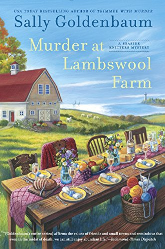 Murder at Lambswool Farm (Seaside Knitters Mystery)