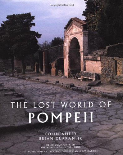 Download The Lost World of Pompeii pdf
