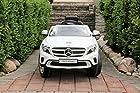 Mercedes Benz GLA White - First Drive - 12v Kids Cars - Dual