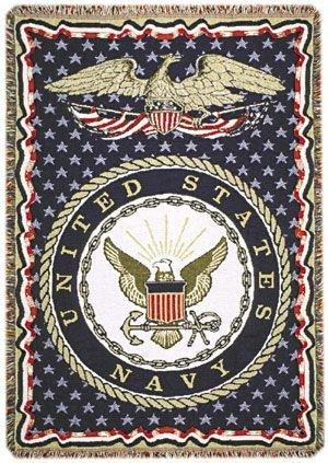 Three Layer Throw (United States Navy 50