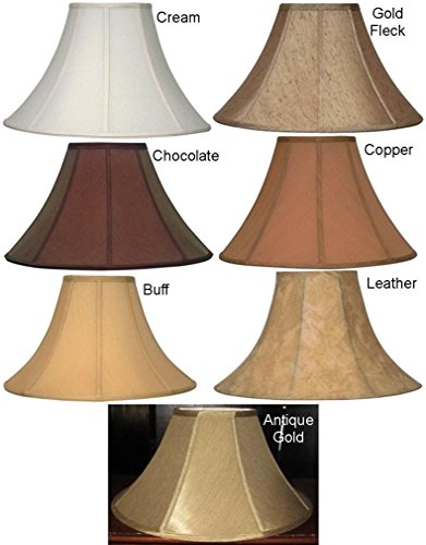 Lamp Shade Pro Chocolate wide COPPER