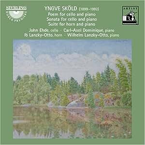 Poem for Cello & Piano / Sonata for Cello / Suite