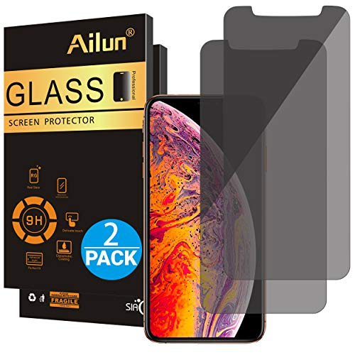 Ailun Privacy Screen Protector Compatible with iPhone Xs