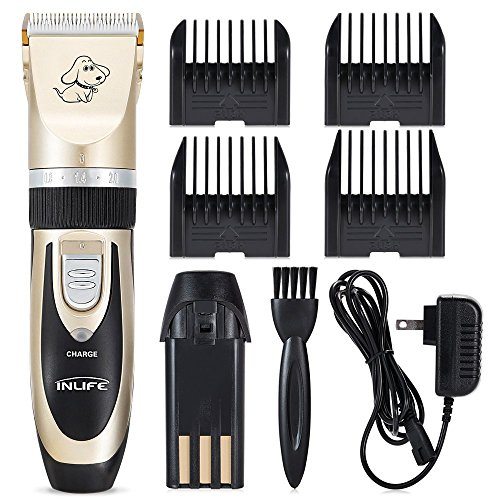 INLIFE Rechargeable Grooming Cordless Clippers product image