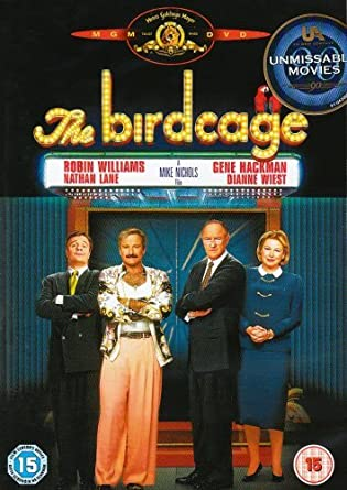 The Birdcage [Region 2] by Robin Williams: Amazon.es: Robin ...