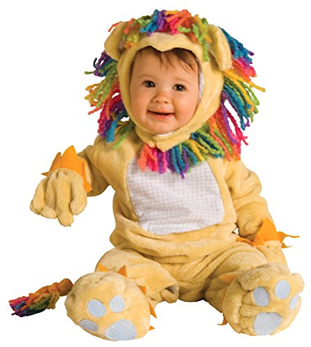0-9 Months - Fearless Lil Lion Baby Costume 0-9 Months