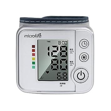 Tensiómetro de muñeca,Tensiómetro Digital De Muñeca Totalmente Automático Presión Arterial Y Detección De Pulso