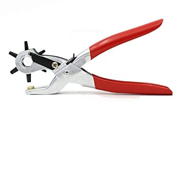 ... Assist Alicates para perforar ojales giratorios para trabajo pesado con accesorios de repuesto, herramientas de perforación y mantenimiento: Amazon. es: ...