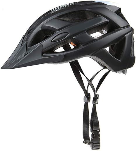 Casco Bicicleta ZWRY Adulto Niño Profesional MTB Hombres Protector ...