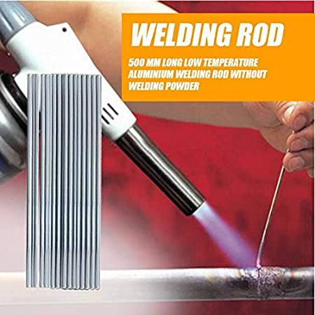 10 PCS 1.6mmx45cm HIGH QUALITY Super Melt Welding Rods