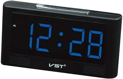 Alarmclocker8B El Nuevo y Moderno Reloj Despertador del Hotel para ...