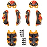 Sidi SRS Older Dragon Cycling Shoe Replacement Soles Black/yellow/orange- 38-40
