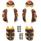 Sidi SRS Older Dragon Cycling Shoe Replacement Soles Black/yellow/orange- 38-40