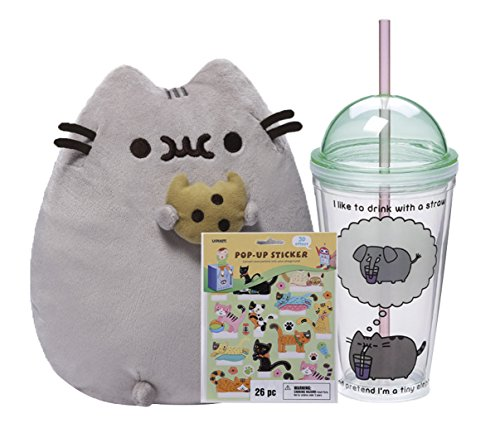 Storybook 3 Piece Costumes (Pusheen Cookie Plush | Pusheen 9.5