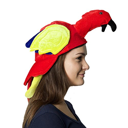 Pirate Parrot Hat Party Accessory