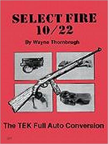 RUGER 10/22 TEK Select Fire Class II Parts Set & Guide   Firearm ...