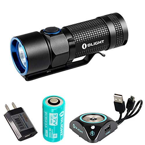 Olight S10R III Rechargeable Flashlight product image