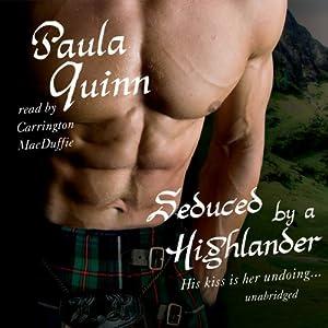 Seduced by a Highlander Hörbuch