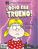 Hate That Thunder/Odio Ese Trueno, William J. Adams, 097727571X