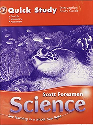 Amazon scott foresman science 2006 quick study grade 5 scott foresman science 2006 quick study grade 5 grade 5 edition fandeluxe Images