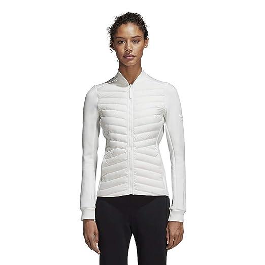 065f12d77459 Amazon.com  adidas Sport Performance Women s W Varilite Hybrid Jacket   Sports   Outdoors