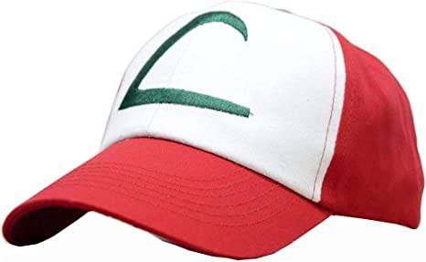 Pokemon Ash Ketchum hat one size: Amazon.es: Deportes y aire libre