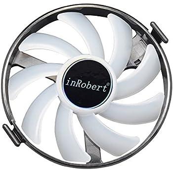 Amazon.com: XFX Hard Swap Fan Kit – Blue: Computers ...
