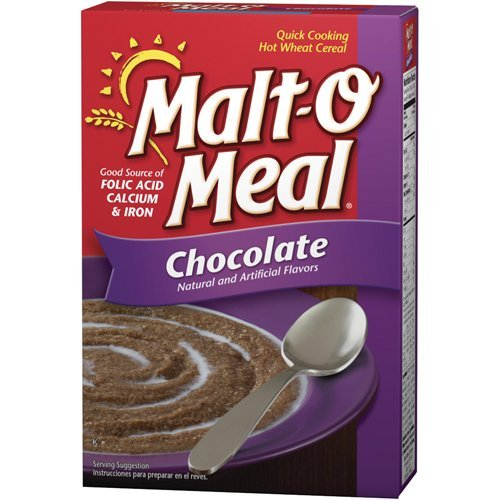 Malt O Meal, Chocolate 36 Oz, Quick Cooking Hot Wheat Cereal - Single Box
