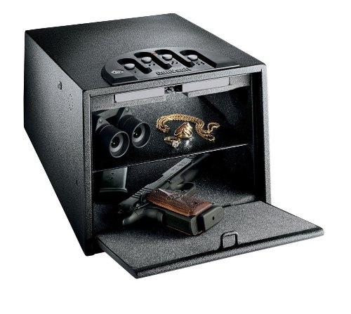 Gunvault GV2000C-DLX Multi Vault Deluxe Gun Safe, Outdoor Stuffs