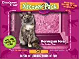 Cat Discover Pack, Norwegian Forest Cat