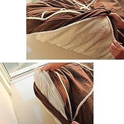 SUNLIGHTAM Luxury Large Pet Dogs Bed Mat Sofa Soft Warm Kennel Dog Cushion House Mat Removable Washable