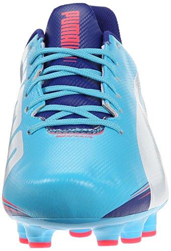Evospeed FG Womens 3 Clematis Plasma Bright Blue Blue PUMA 5 Shoe Training Atoll White 5Tnnx