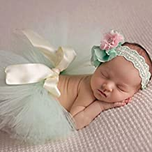 DKmagic Newborn Baby Girls Boys tutu Dress Costume Photo Photography Prop Outfits