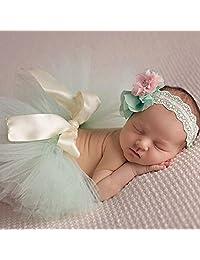 DKmagic Newborn Baby Girls Boys tutu Dress Costume Photo Photography Prop Outfits