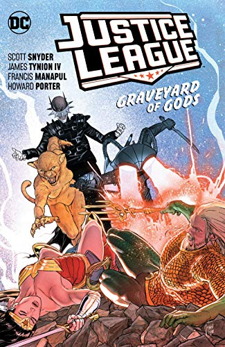 Justice League (2018-) Vol. 2: Graveyard of