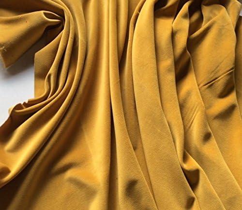 Truly Sumptuous - Terciopelo de algodón (2 m, 112 cm, 240 g/m² ...