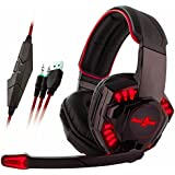 Redgear HellStorm v2 Gaming Headphones