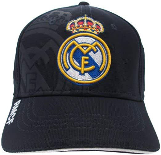 Real madrid c f - Gorra Real Madrid C.F. Nº 12 Adulto: Amazon.es ...