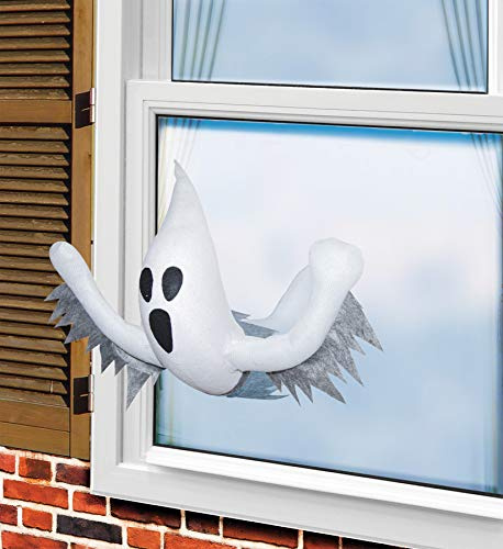 Morris Costumes Ghost Crasher 14 Inches -