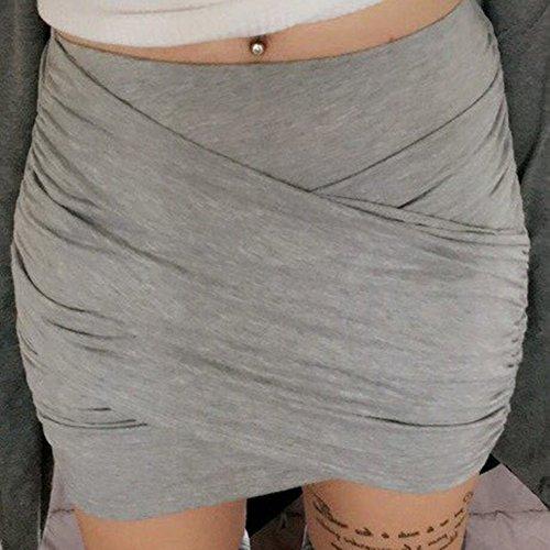 Discoteca Cross Matita Abiti Unita Criss Corti Signore Vita Junkai Vestito Sexy Morbido Gonna A Mini Confortevole Gonne Da Alta Abito Sera Tinta YqwCvH