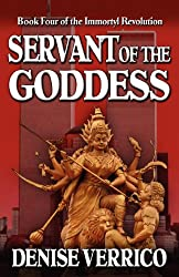 Servant of the Goddess (Immortyl Revolution)